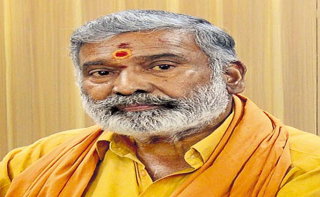 Peddireddy Ramachandra Reddy Comments On Chandrababu And Lokesh - Sakshi