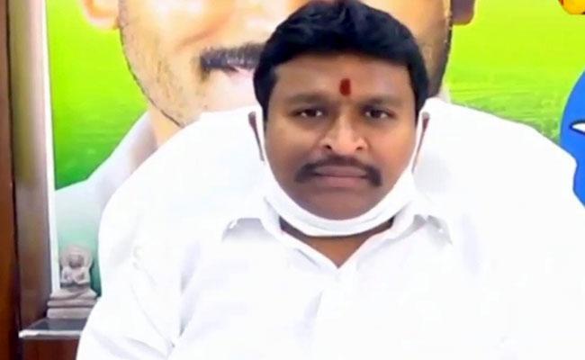Vellampalli Srinivasa Rao Laid Foundation Stone To Development Works In Vijayawada - Sakshi