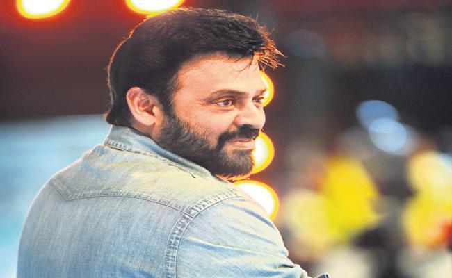 Venkatesh new movie with director Tarun Bhaskar - Sakshi