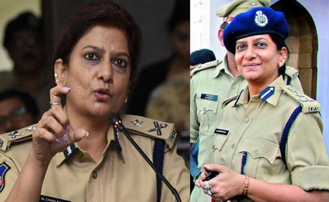 Charu Sinha Becomes First Woman Officer To head CRPF Srinagar sector - Sakshi