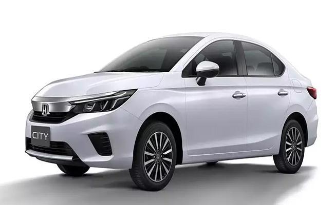 Honda City 2020 launched - Sakshi