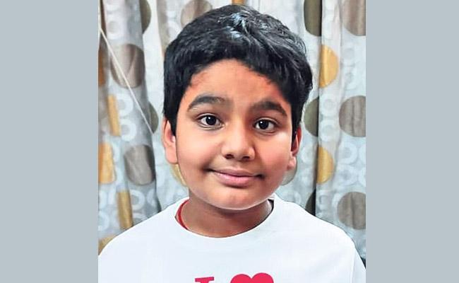 Guntur Student Wins 'Camp Google 2020' - Sakshi