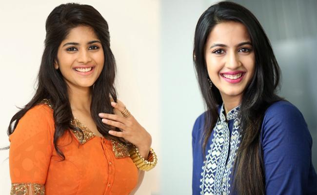 Megha Akash Replaces Niharika Konidela In Ashok Selvan Next Movie - Sakshi