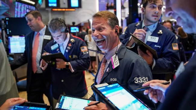 US Market jumps on tech sector support - Sakshi