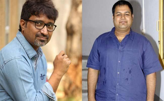 V Movie Director Talks about Thaman And Copied From Tamil Movie - Sakshi