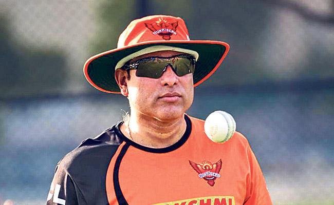 VVS Laxman Backs Manish Pandey To Do Well For SRH - Sakshi