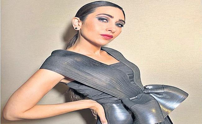 Karisma Kapoor turn producer - Sakshi
