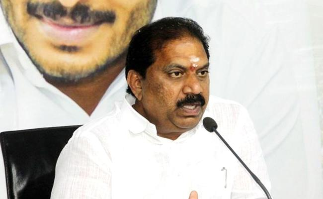 MLA Malladi Vishnu Fires On TDP BJP Janasena Over Antarvedi Issue - Sakshi