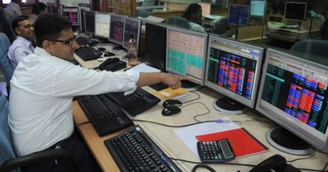 Market turns into profits despite weak opening - Sakshi