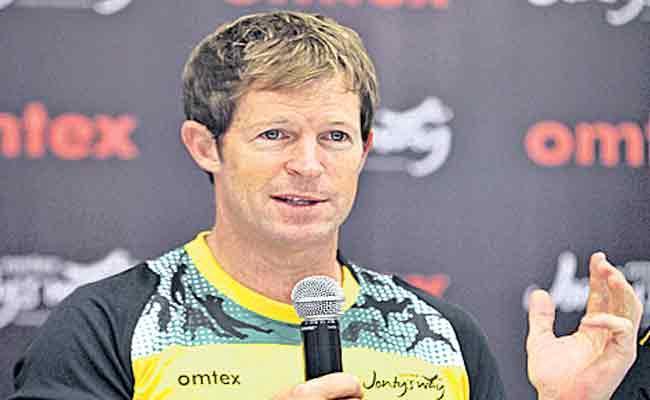 Jonty Rhodes Appointed As Sweden Head Cricket Coach - Sakshi