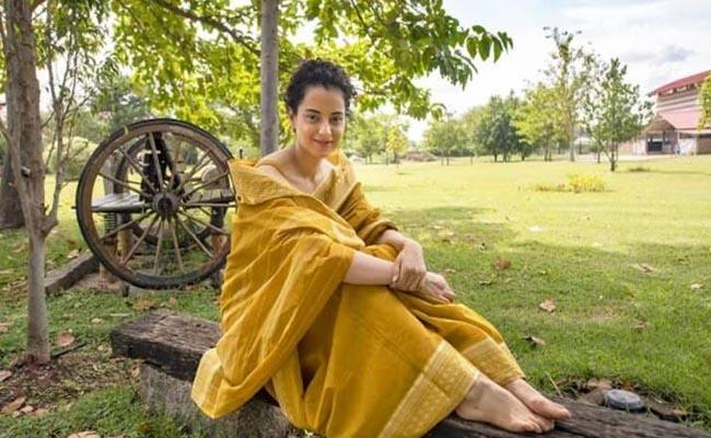 DGCA sends notice to IndiGo over Kangana Ranaut episode - Sakshi