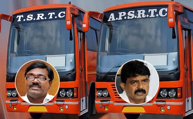 Ap And TS Transport Ministers To Meet On Monday Over Interstate buses - Sakshi