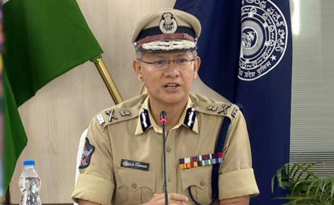 DGP Gowtham Sawang Relased Press Note Over Anthervedi Fire Accident In Magalore - Sakshi