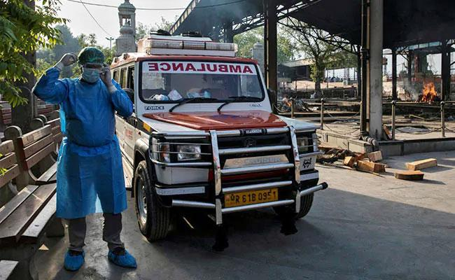 Fix Reasonable Ambulance Charge For Covid Patients: SC - Sakshi