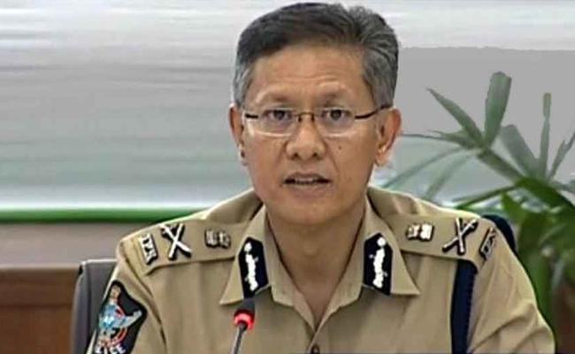 AP DGP Gautam Sawang Warns Over Antarvedi Temple Issue - Sakshi