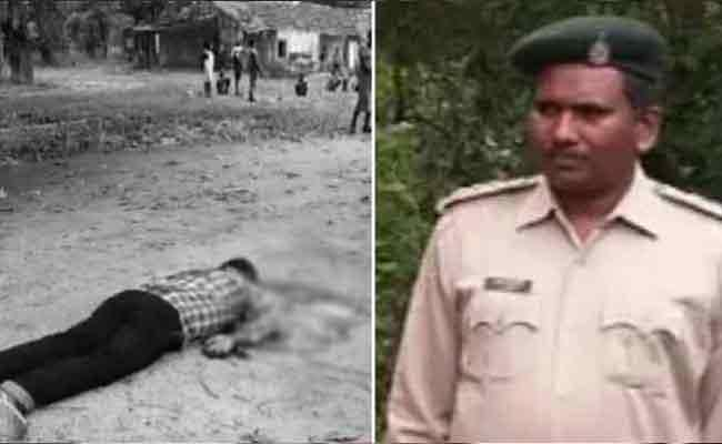 Forest Range Officer Assassinated By Maoists In Khammam District - Sakshi