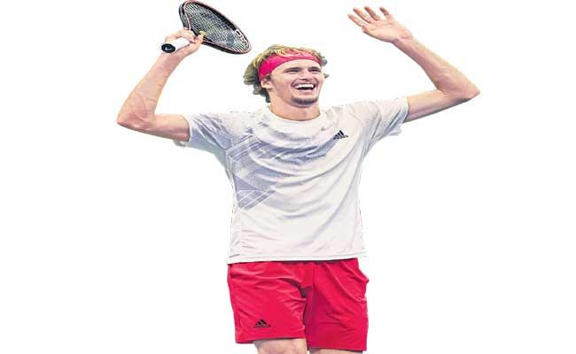 Alexander Zverev Reaches First Time Into Final In US Open Grand Slam - Sakshi