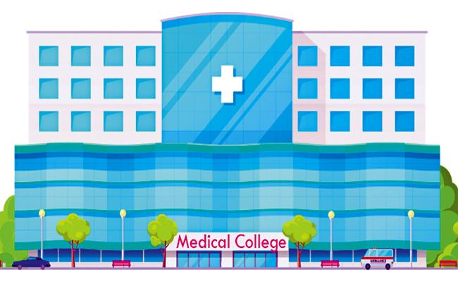 Rs 2050 Crore For Four Medical Colleges In AP - Sakshi