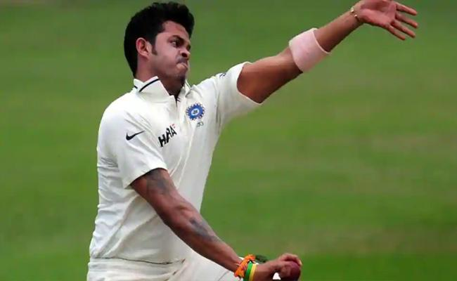 Sreesanth Says I Have Only Seven Years To Play Cricket  - Sakshi
