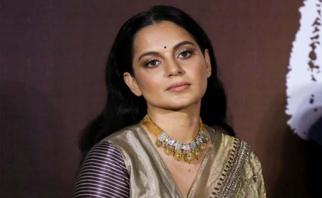 Kangana Ranaut Says She Was Drug Addict In Teenage Video Went Viral - Sakshi