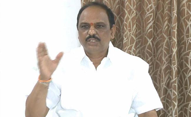 Minister Shankar Narayana Comments Over Chandrababu - Sakshi