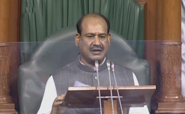 Parliament Monsoon Session 2020 Begins amid Covid-19 - Sakshi