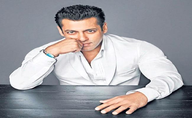 Salman Khan movie shooting starts on october - Sakshi