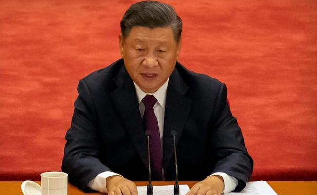 Report Says Xi Jinping Aggressive Move Against India Flopped - Sakshi