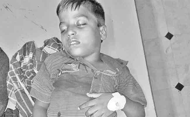 Boy Deceased Due To Eating Biscuits In Kurnool District - Sakshi