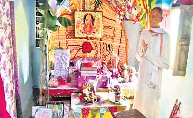 Ramnaresh Dubey Pays Tribute To Friend Syed Wahid Ali Madhya Pradesh - Sakshi