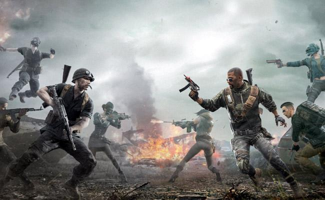 India Records Only 1.2 Percent Revenues For PUBG App - Sakshi