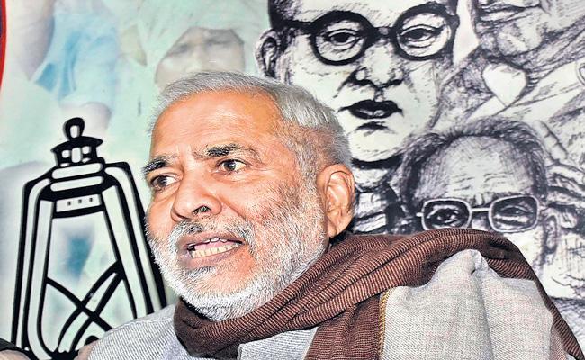Former Union minister Raghuvansh Prasad Singh passes away - Sakshi