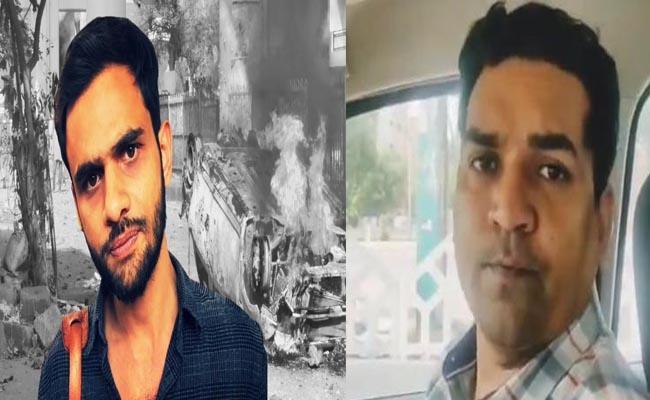 Umar Khalid will be hanged: BJP Kapil Mishra - Sakshi