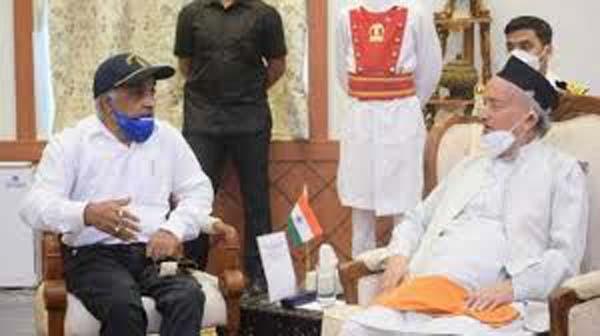 Navy veteran Madan Sharma Joined In BJP - Sakshi