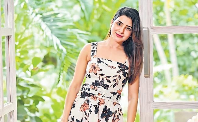 Samantha Hits 12 Million Followers On Instagram - Sakshi