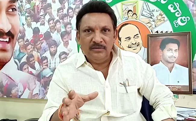 YSRCP MLAs Slams Chandrababu Over Amaravati Land Scam - Sakshi