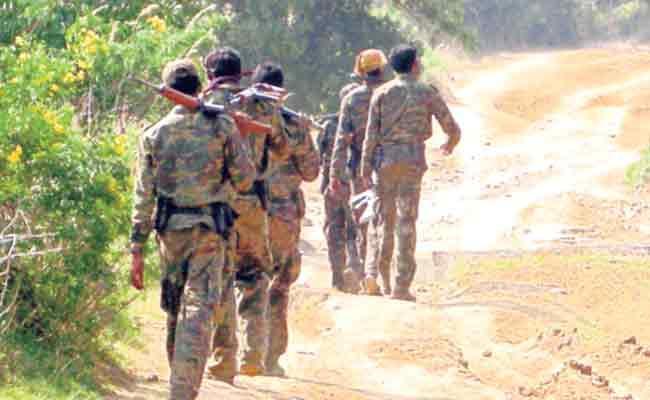 Police High Alert In Khammam District Due To Maoist Activities - Sakshi