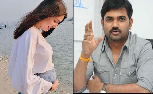 Director Maruthi Slams Journalist For Negative Comment Anushka Sharma - Sakshi