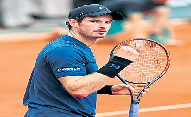 Wild Card For Andy Murray At The French Open - Sakshi