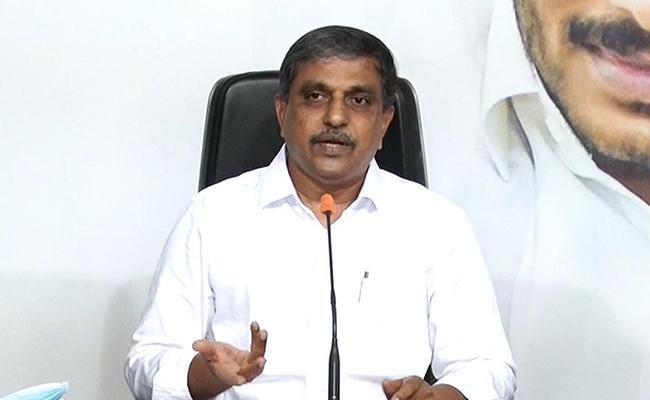 Sajjala Comments About High Court Judgment On Dammalapati Srinivas - Sakshi