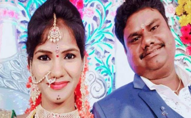 Woman Deceased Three Months After The Marriage - Sakshi