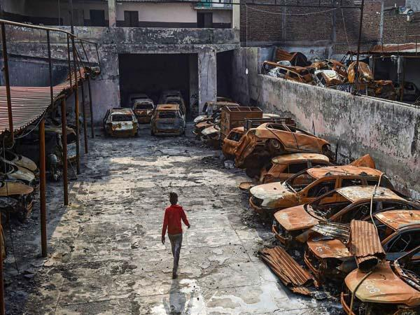 Police File Over 15000 Page Charge Sheet In Delhi Riots Case - Sakshi