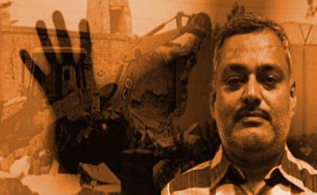 Vikas Dubey ghost hauntsvillage after gangster encounter - Sakshi