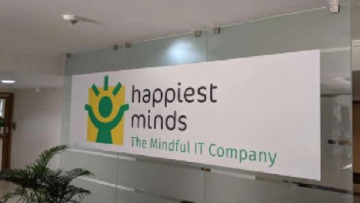 Happiest minds lists with huge premium in NSE and BSE - Sakshi