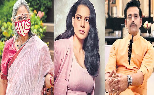 Bollywood celebrities reacts on drugs and nepotism - Sakshi
