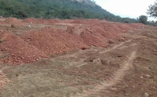 TDP Leaders Land Irregularities In Chittoor District - Sakshi