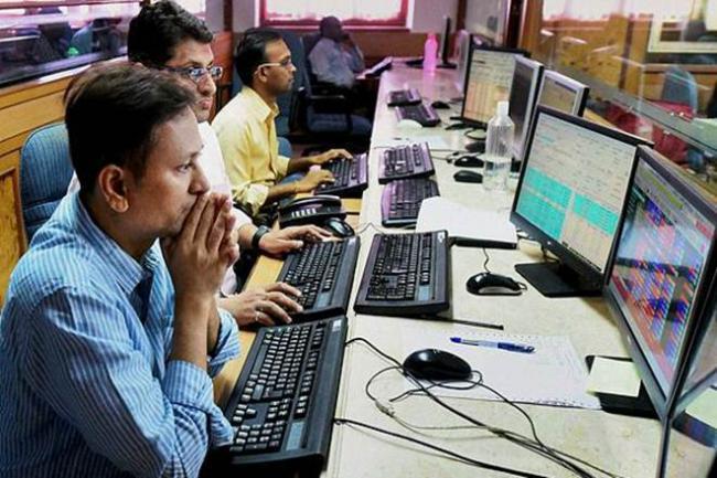 Sensex below 39000 points- Metal, Banking weaken - Sakshi