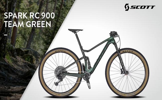Scott Sports India bicycle priced Rs 3.7 lakh  - Sakshi