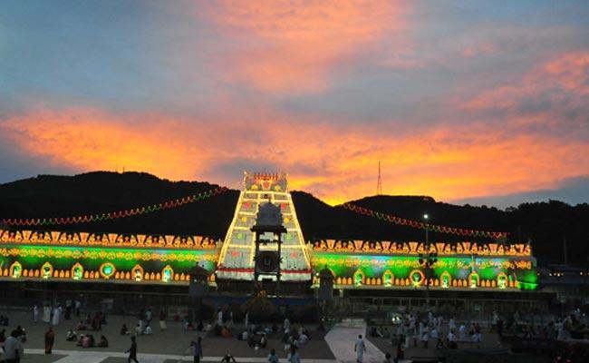 TTD Officials Are Making Arrangements For The Srivari Brahmotsavam - Sakshi