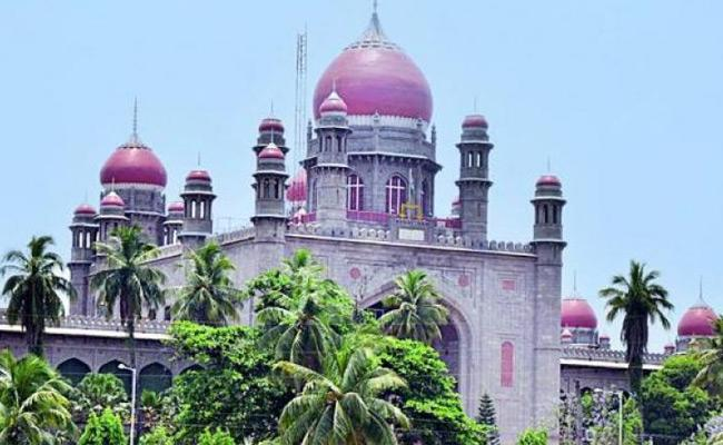 Telangana High Court Issues Notice To Govt Over Unapproved Layouts - Sakshi